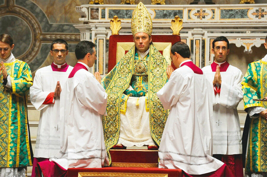The Young Pope İzle BLU TV